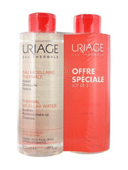 Uriage Thermal Micellar Water for Sensitive Skin 500ml x 2