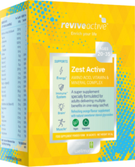 Revive Active ZEST ACTIVE 30 day pack