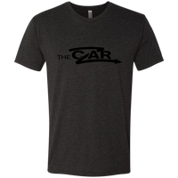 Czar Triblend T-Shirt - Large Black Logo