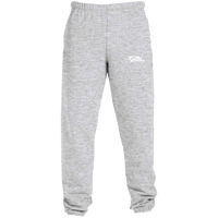 Czar Sweatpants - White Embroidered Logo