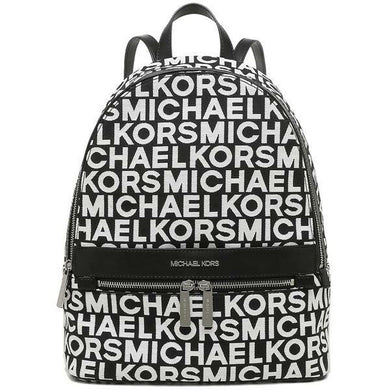 Michael Kors Large Kenly 35S0SY9B7J Backpack In Black Multi