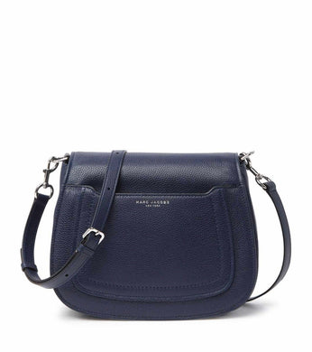 Marc Jacobs Large Empire City M0013046 Crossbody Bag In Blue Sea