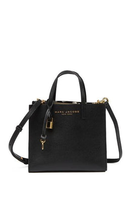 Marc Jacobs Mini Grind M0015685 Tote Bag In Black