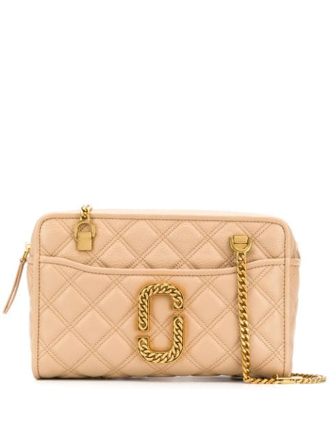 Marc Jacobs The Status M0015817 Shoulder Bag In Tan