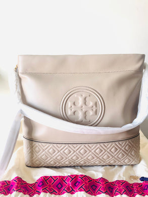 (Preloved) Tory Burch Fleming Hobo Shoulder Bag