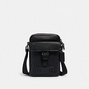 Coach Ranger 1958 Crossbody Bag In Black