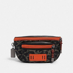 Coach Terrain 1971 With Animal Camo Print Belt Bag