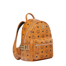 Load image into Gallery viewer, (PRE-ORDER) MCM Mini Backpack
