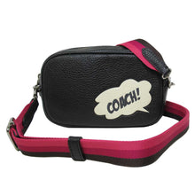 Load image into Gallery viewer, Coach X Marvel Convertible 2641 Belt Bag In Black Multi
