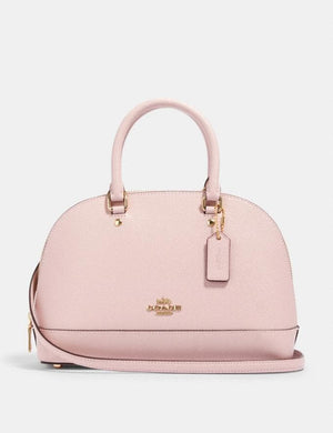 Coach Mini Sierra Satchel Bag 27591 In Blossom