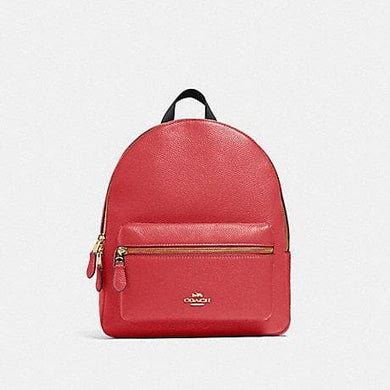 Coach Medium Charlie Backpack 30550 (IM/Poppy)