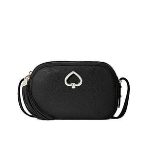 Kate Spade Kourtney WKRU6817 Camera Crossbody Bag In Black