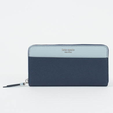 Kate Spade Large Continental Wallet Cameron WLRU5449 (nchtcp/rnd)