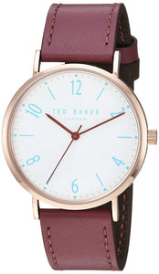 Ted Baker Analog White Dial Watch TE50276002