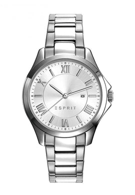 Esprit Women's Analogue ES109262001 Silver Tone Watch