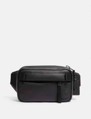 Coach Mini Edge 6786 Belt Bag In Black