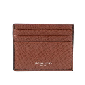 Michael Kors Harrison Tall Card Case 36U9LHRD1L In Luggage