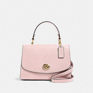 Coach Tilly Top Handle Satchel 76618 In Blossom