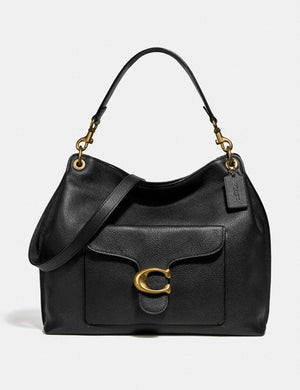 Preorder Coach Tabby Hobo 78207 Shoulder Bag In Black