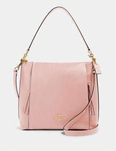 Coach Marlon Hobo Shoulder Bag 79994 In Blossom