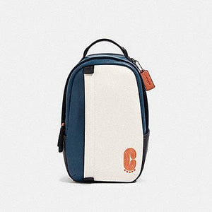 Coach Edge Backpack 89912 In Colorblock