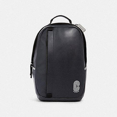 Coach Edge Backpack With Reflective Detail 89923 In Midnight