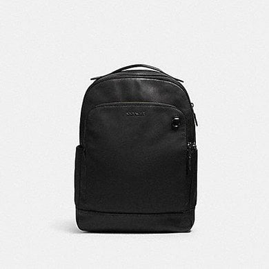 Coach Graham Backpack 89939 In Black