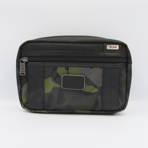 Tumi Mcguire 111787 Kit In Green Camo