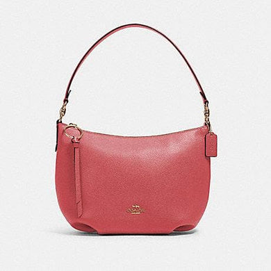 Coach Small Skylar Hobo Shoulder Bag 91028 In Poppy