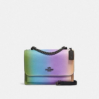 Coach Klare Crossbody Bag With Ombre 91059 In Multicolour