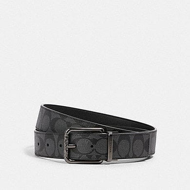 Coach Signature 91283 Reversible Belt