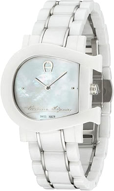 (PREORDER) Aigner Genoa Due White Watch A31643