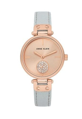 (PREORDER) Anne Klein Diamond Dial Watch AK-3380RGLG