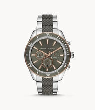 Load image into Gallery viewer, Armani Exchange Chronograph Two-Tone AX1830 Stainless Steel Watch