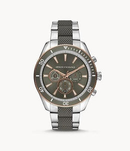 Armani Exchange Chronograph Two-Tone AX1830 Stainless Steel Watch