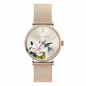 (PREORDER) TED BAKER Phylipa Flowers Watch BKPPFF901