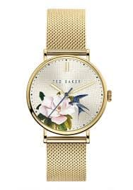 (PREORDER) TED BAKER Phylipa Flowers Watch BKPPFF903