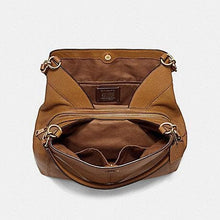 Load image into Gallery viewer, COACH HANDBAG LEXY SHOULDER BAG F28997 (LIGHT SADDLE/IMITATION GOLD)