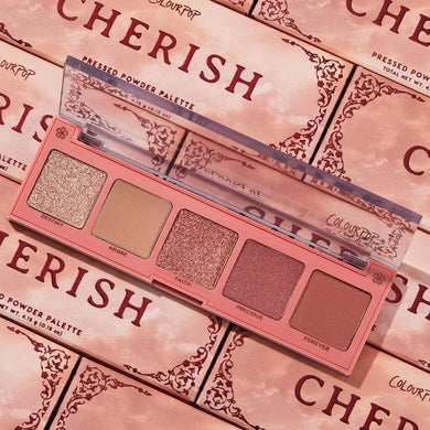 Colourpop Cherish Pressed Powder Palette