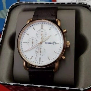Fossil Men's Watch The Commuter Chrono (FS5476)