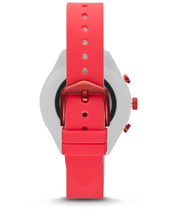 Load image into Gallery viewer, Fossil Sport Smart Watch Silicon FTW6027 (Red)
