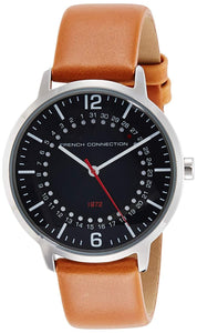 (PREORDER)  French Connection Analog Blue Dial Men's Watch FC1277T