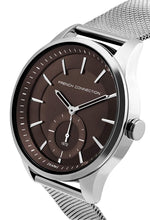 Load image into Gallery viewer, (PREORDER)  French Connection Analog Brown Dial Men's Watch FC1333SM