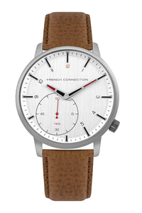 French Connection Analog Grey Dial Men's Watch FC1332T (Pre Order)