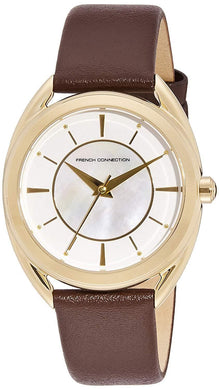 French Connection Analog White Dial Women's Watch FCS1000T (Pre Order)