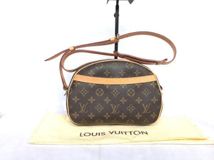 PRELOVED Louis Vuitton Mono Blois Shoulder Bag ⁣⁣⁣⁣⁣⁣⁣⁣⁣⁣⁣⁣