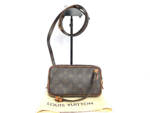 PRELOVED Louis Vuitton Mono Mini Marly Crossbody Bag