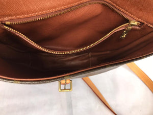 PRELOVED Louis Vuitton Mono Chantilly MM Shoulder Bag