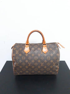 PRELOVED Louis Vuitton Vintage 90's SPEEDY 30