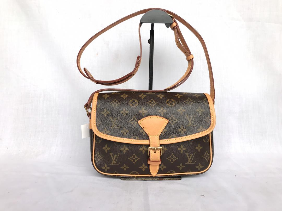PRELOVED LOUIS VUITTON MONO SOLOGNE SHOULDER BAG
